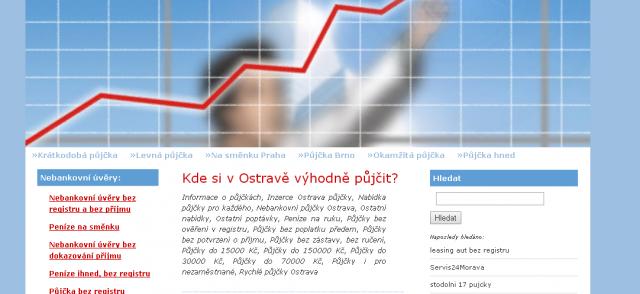 Půjčky Ostrava - kde si v Ostravě výhodně půjčit