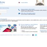 Umožní vám Gemoney internet banka přihlásit se na účet?